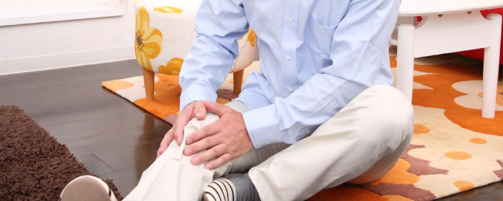 膝の痛みが治らない理由